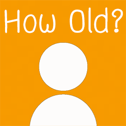 How Old app