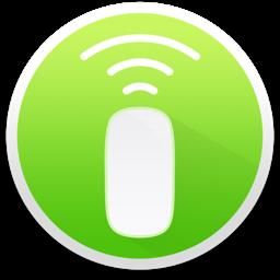 Mac移动设备代替鼠标工具(M