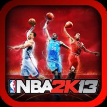 NBA2K13Mac版