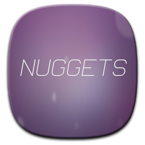 Nuggets图标包v1.0.9 安卓版