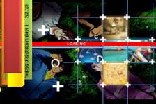 简约风格动漫主题图表PPT模板