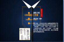 服装工作室创业策划PPT模板