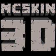 我的世界皮肤制作器mcskin3dv1.4 汉化绿色版
