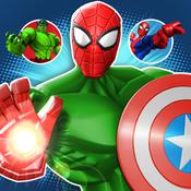混合破坏漫威超级英雄合体安卓版v1.0.1