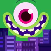 怪兽吃了我的城市安卓最新版v1.0 无限金币修改版