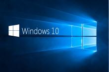 最新Windows10风格活力瓷片简约精美PPT模板