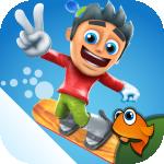 滑雪大冒险2无限金币钻石最新版v1.2.1 安卓版
