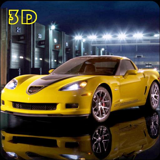 3D疯狂车神(经典赛车手游)