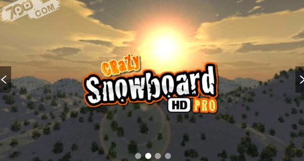 疯狂滑雪专业版TV1.1.5 电视版截图1