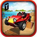 特技赛车3D沙滩狂热无限金币版1.3 安卓版