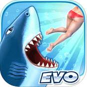 2016饥饿鲨进化破解版4.0 【火焰狂鲨】