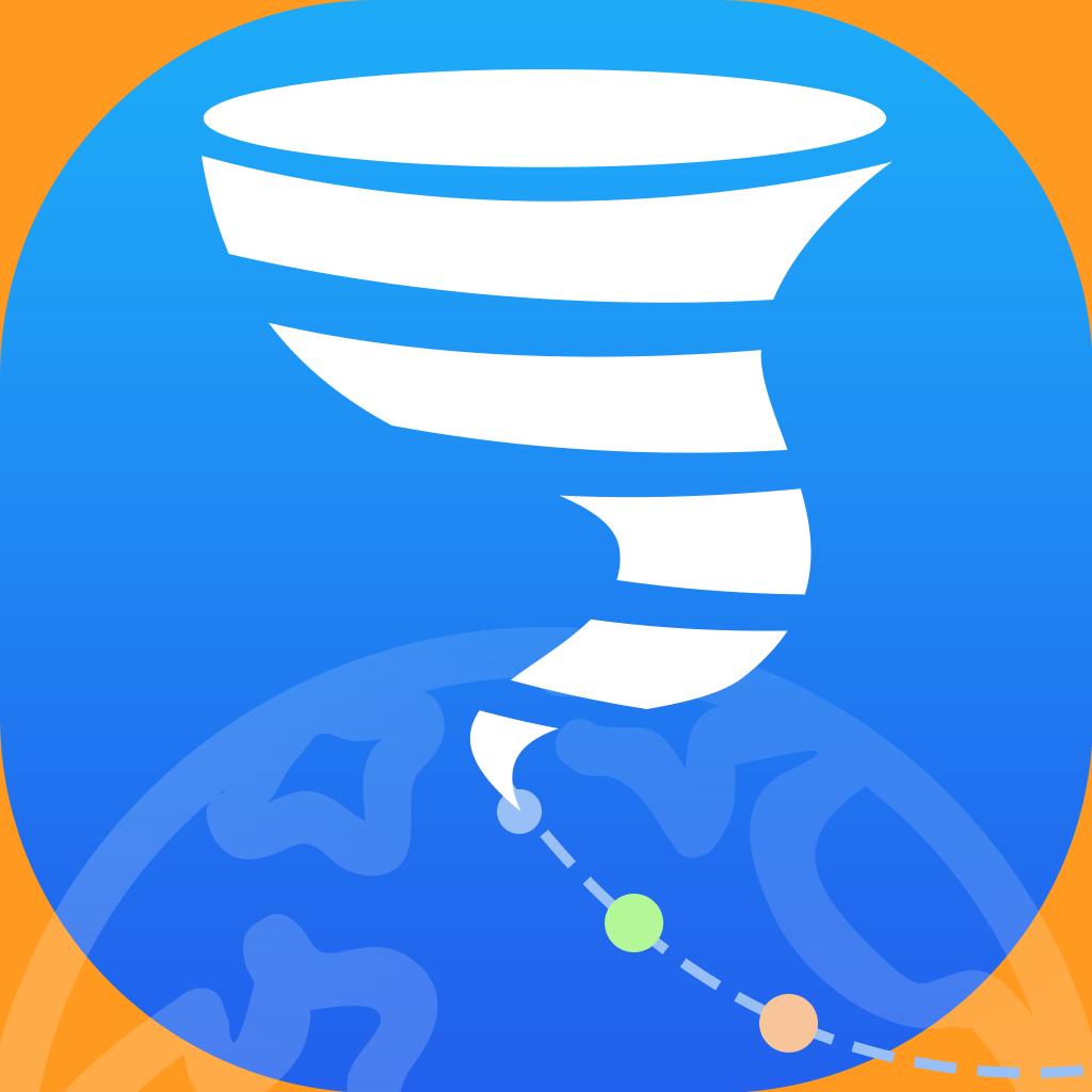 实时台风路径图appv1.3最新版