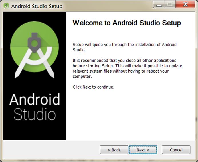 android studio 145