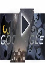 谷歌涂鸦万圣节官方中文web版