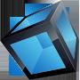 3D蓝桌面壁纸软件