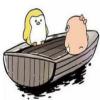 爱情的小船说翻就翻图片生成器