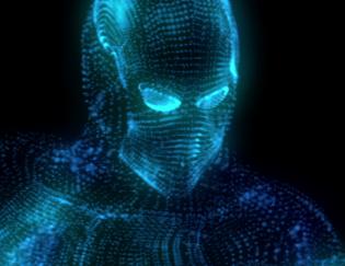 机器人微信小视频AE模板【素材+教程】