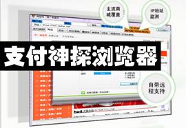 支付神探浏览器下载电脑版_支付神探软件下载