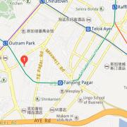 百度地图新加坡版app