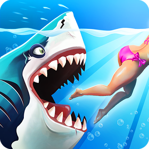 食人鲨世界:Hungry Shark1.0.6安卓免费版