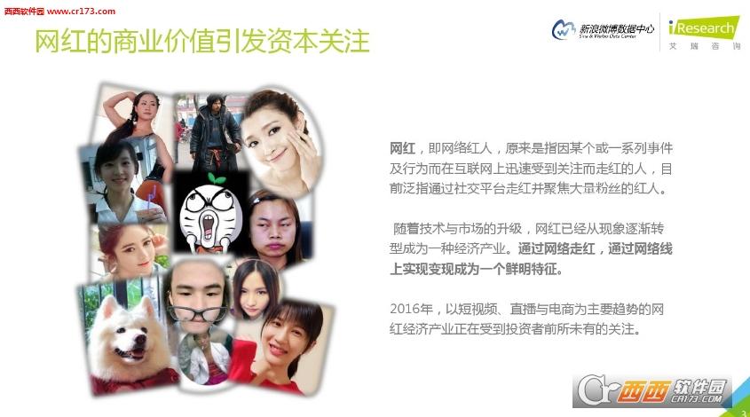 2016网红生态白皮书 官方完整版