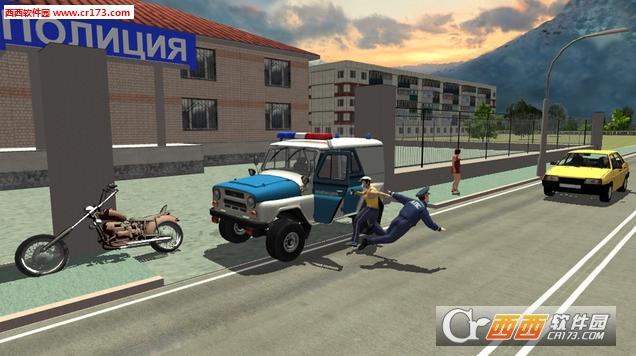 俄国街头老司机模拟3d v5.1.0最新版