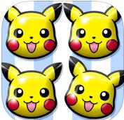 Pokémon Shuffle Mobile口袋妖怪消除ios1.7.0最新版