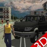俄国街头老司机模拟3D中文汉化版v5.1.0苹果版