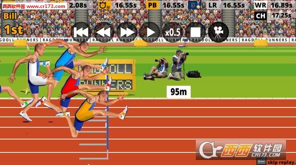Ragdoll Runners玩偶跑步者更新二版 免安装硬盘版