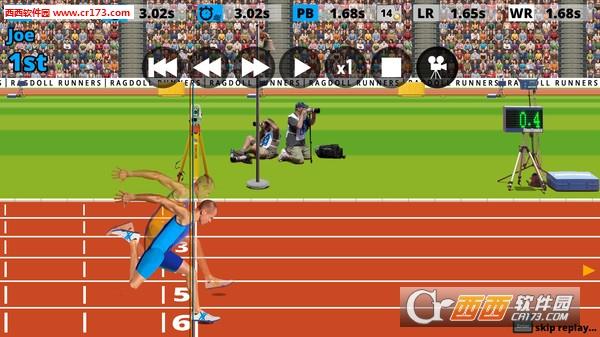 ragdoll runners 免安装硬盘版