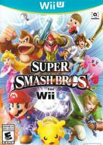 任天堂全明星大乱斗(Super Smash Bros. for Wii U)
