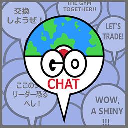 chat for pokemon go-go chat口袋妖怪Go聊天软件
