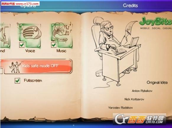 涂鸦上帝:魔法幻想世界 免安装绿色版