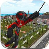 火柴人绳索英雄正式版v1.4.0 安卓版