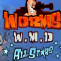 Worms W.M.D百战天虫3dm汉化补丁