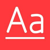 字体预览苹果版