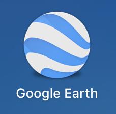 Google Earth Pro Google for Mac