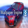 Wallpaper Engine剑灵午夜天空花瓣平原壁纸