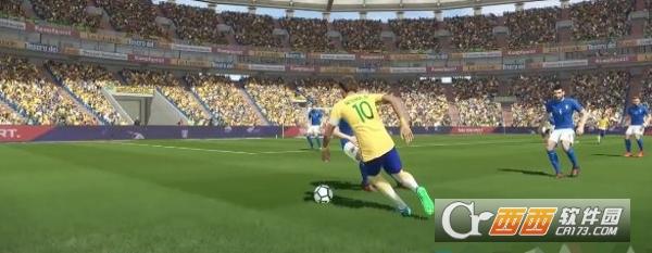 实况足球2018InMortal游戏AI优化补丁 3DM版