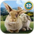 微信朋友圈养兔子软件