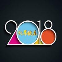 2018新年快乐图片大全最新版