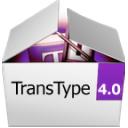 mac与win字体转换工具(TransType4)