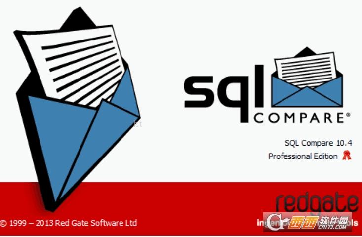 数据库比较同步工具(SQL Compare) 10.4.8.87 完整版