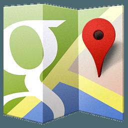 Google Maps mac版
