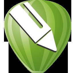 cdr x6软件绿色免安装版V16.2.0 免费中文版免注册机