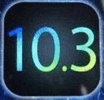ios10.3 正式版