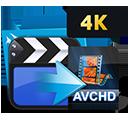 AnyMP4 AVCHD Converter mac版