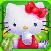 Hello Kitty梦幻花园官方安卓版v1.0.1