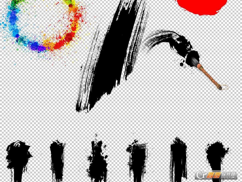 10套设计师常用的Photoshop笔刷集合 最全最多