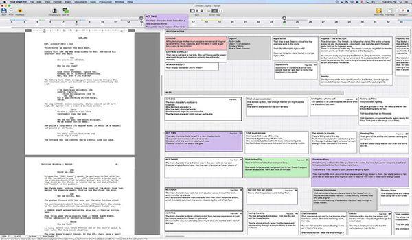 final draft mac中文破解版-final draft mac破解版下載4.0.2最新版